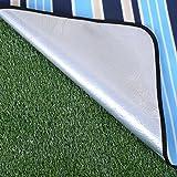 Songmics-195-x-150-cm-Wasserdichte-Picknickdecke-Campingdecke-Stranddecke-Mit-Tragegriff-Farben-auswhlbar-GCM60L