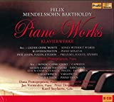 Mendelssohn: Piano Works, Piano Trios