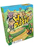 dash board game - RoosterFin Wild Dash Family Board Game – Practice Counting Improve Logic Skills Animal Number Cards a Fun Dice Roller, Educational Fun All Ages, Kids Adults 7 Years Up