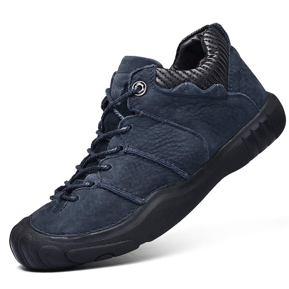 Herren-Wanderschuhe, leichte Wanderschuhe, atmungsaktive Schuhe im Freien, Sicherheitsschuhe, Rutschfeste Schuhe, Stoßdämpfer, die für den Berglauf verwendet Werden.