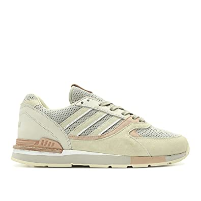 41694655c adidas Consortium x Solebox Men Quesence Gray Cream White Sesame Size 8.0 US
