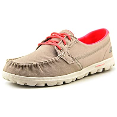26329972d8b8 Skechers Performance Womens On The Go Clipper Boat Shoes