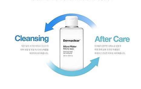 Dr.Jart+ Dermaclear Micro Water 8.4oz + GIFT 5.1 oz by Dr. Jart: Amazon.es: Belleza