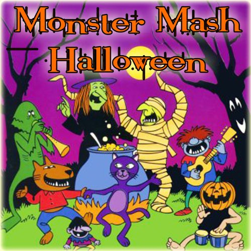 Monster Mash Halloween Party -