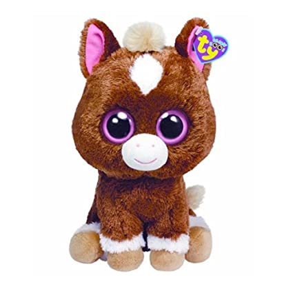ed6b0102270 Amazon.com  Ty Beanie Boos Dakota Horse 6