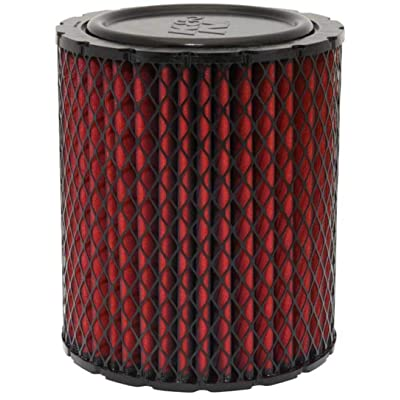 K&N Engine Air Filter: High Performance, Premium, Washable, Industrial Replacement Filter, Heavy Duty: 38-2035S: Automotive [5Bkhe0816428]
