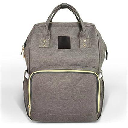 Mochila para hombre, bolsa de pañales, bolsa de maternidad, bolsa de pañales de