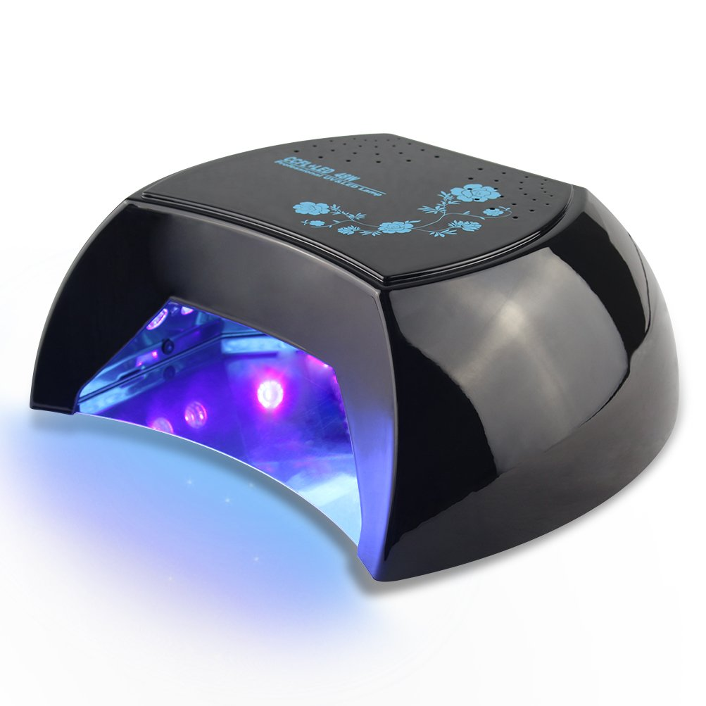 48W LED CCFL Lichthärtungsgerät UV Lampe LED Lampe Nageltrockner UV ...