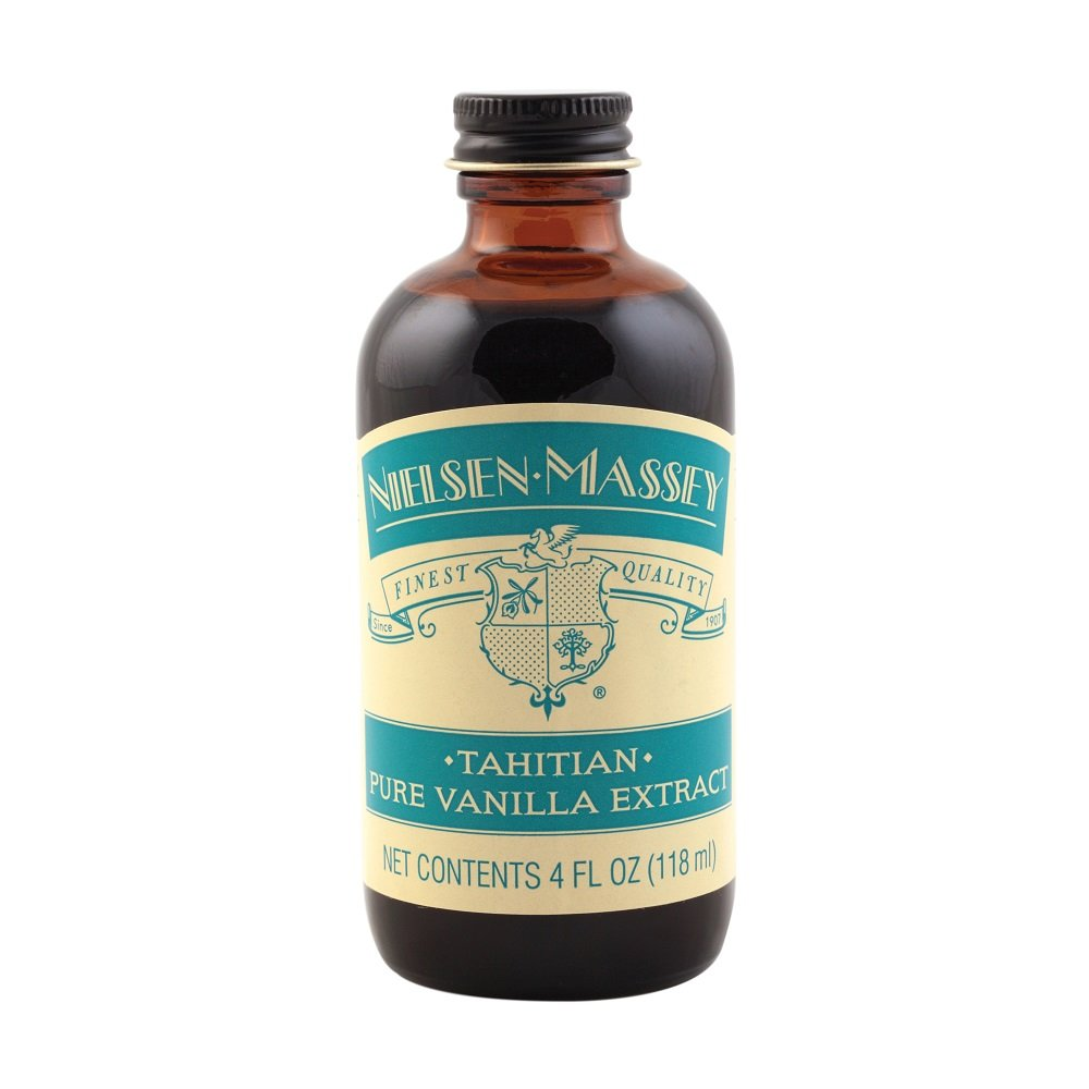 Nielsen-Massey Tahitian Pure Vanilla Extract, with exclusive gift box, 4 ounces