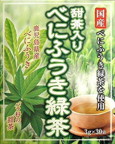 甜茶入りべにふうき緑茶(リブ・ラボラトリーズ)