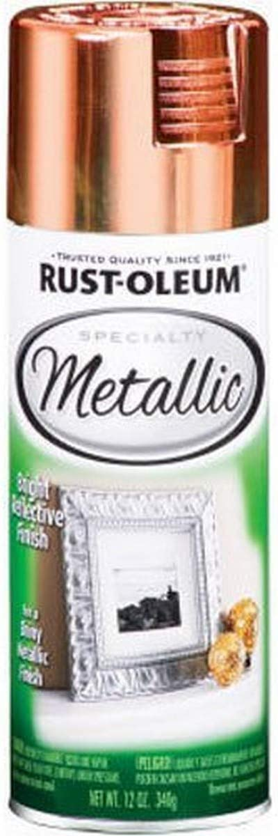 Rust-Oleum 1937830 Metallic Copper Spray