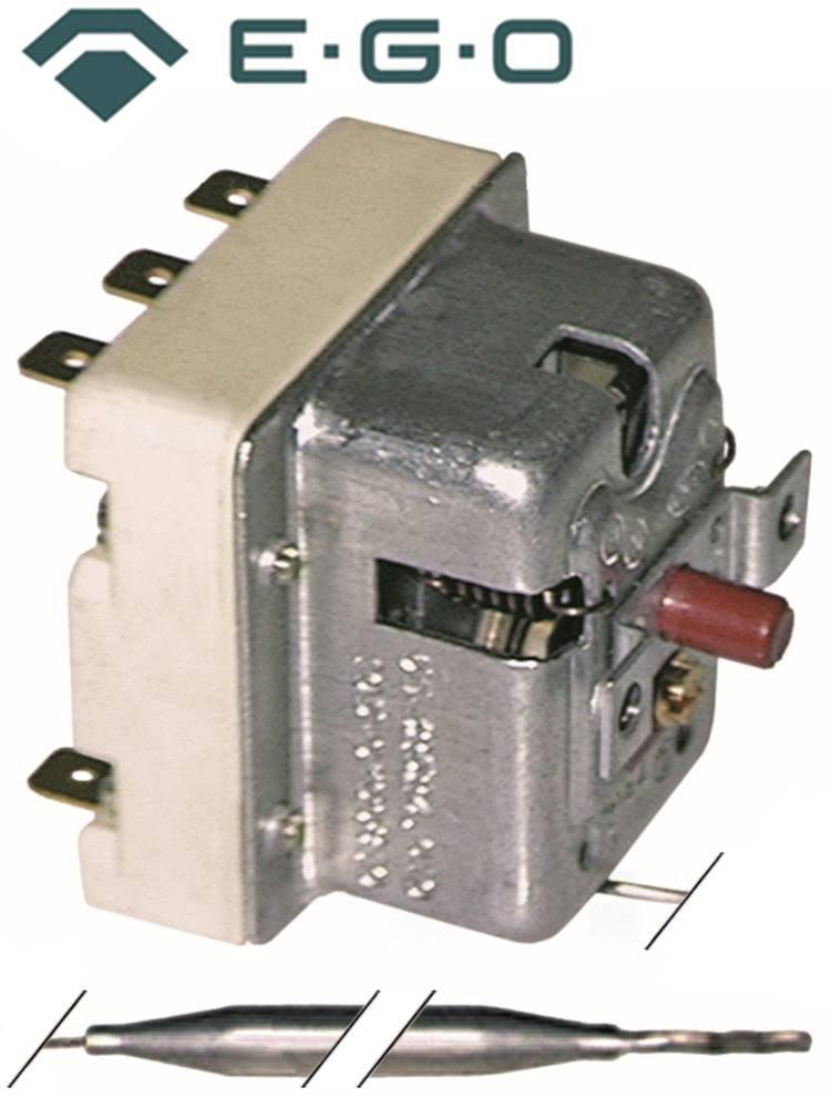 Thermostat de sécurité EGO Type 55.32549.060pour friteuse