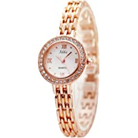 Addic Analogue White Dial Women's & Girl's Watch - AddicWW444