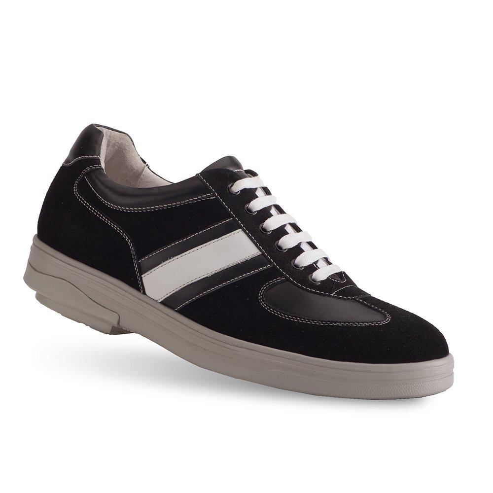 Liam Michael Shoes Men's Franklin In black (11, Black) by Liam Michael Shoes