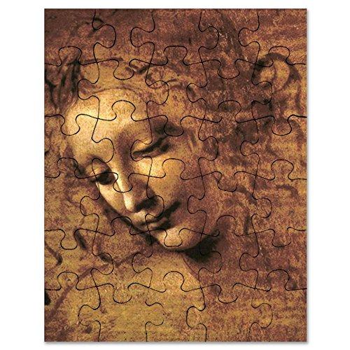 CafePress - Leonardo Da Vinci La Scapigliata - Jigsaw Puzzle, 30 pcs.