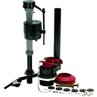 Fluidmaster 400AKRP10 Universal, All In One, Complete Toilet Tank Repair Kit For 2-Inch Flush Valve Toilets