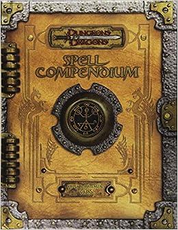 wizard spell compendium volume 4 pdf