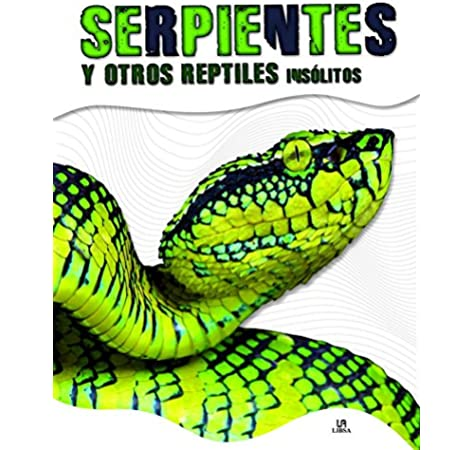 Serpientes y otros reptiles insólitos Animales Insólitos: Amazon.es: Penalva Comendador, Nuria: Libros