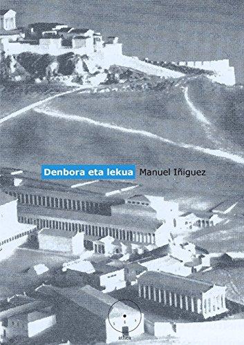 Descargar Libro Denbora Eta Lekua Manuel Iniguez