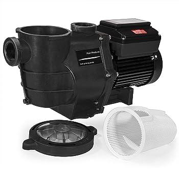 XtremepowerUS 75019 ECO Variable Speed Pool Pump