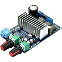 AOSHIKE TPA3116 DC 12-24v 100W Subwoofer Amplifier Board Support Bass Output Digital Small Power Amplifier Board Video…