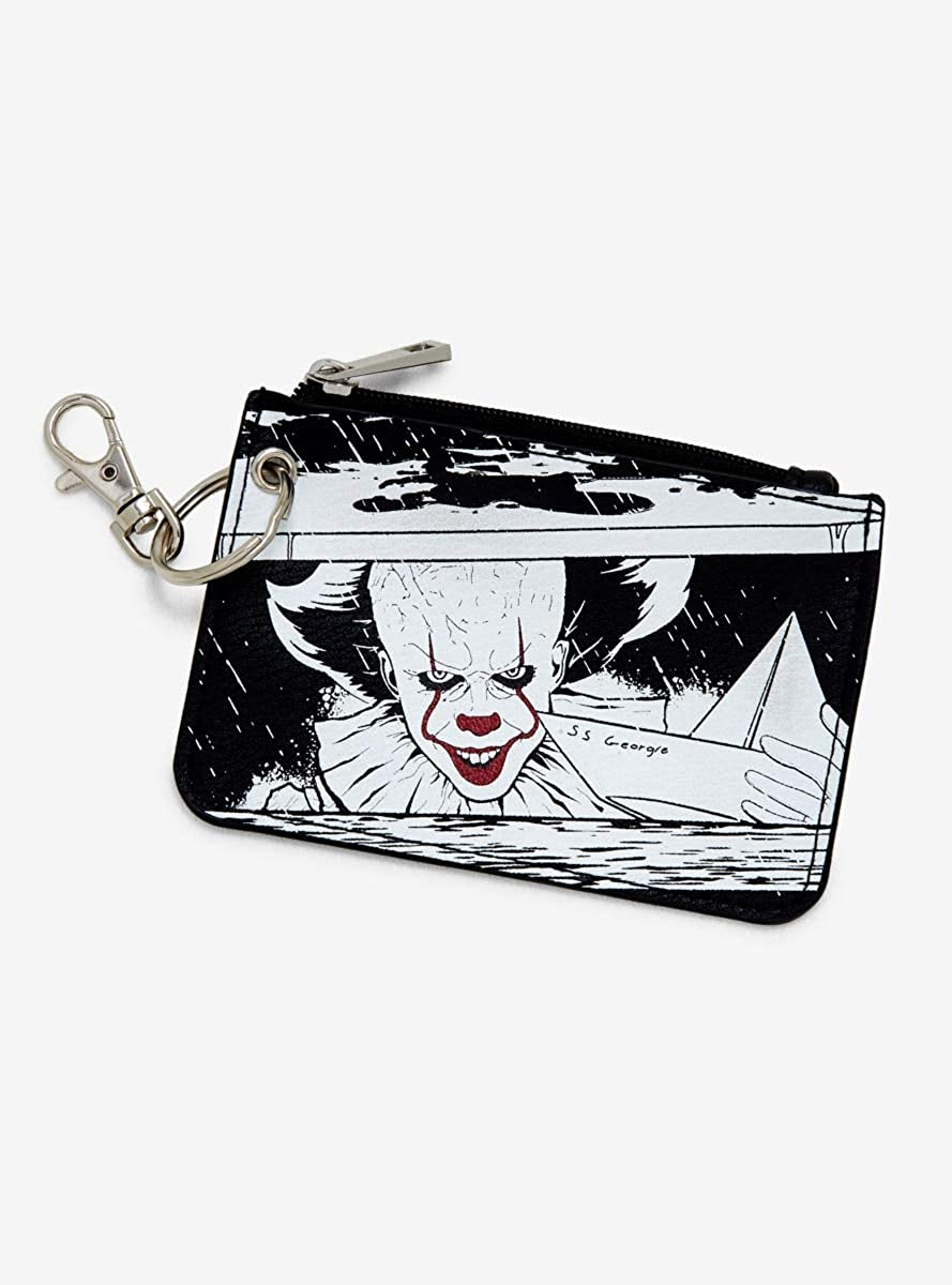 IT Pennywise Sewer ID Holder