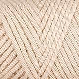 Record 210 Ball of Yarn, Natural, 90 m, 50 g