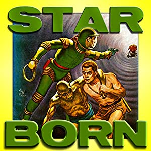 Star Born Audiobook