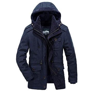 3db44c778c5 Hommes Vêtements de coton Manteau Veste Hiver Homme Veste Hiver Manteau  hommes