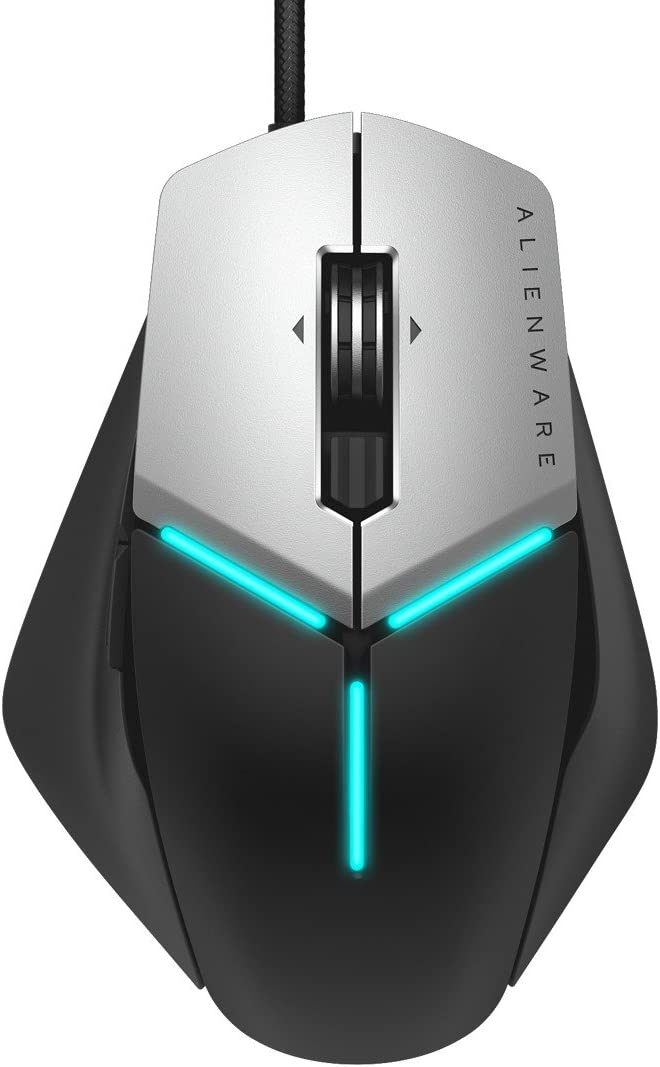 Alienware AW959 Elite Wired Optical Gaming Mouse with RGB Lighting