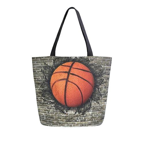 LUPINZ - Bolsa de mano para mujer con diseño de balón de ...