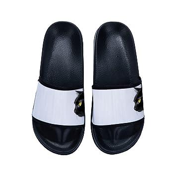 Ron Kite Mens Comfortable Beach Sandals Slipper Non Flip-Flops Shower Beach Sandals