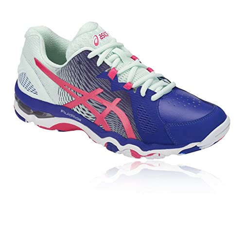 ASICS Gel-Netburner Super 8 Women s Netball Shoes - AW18 Blue ... 9a1878fc4a6b