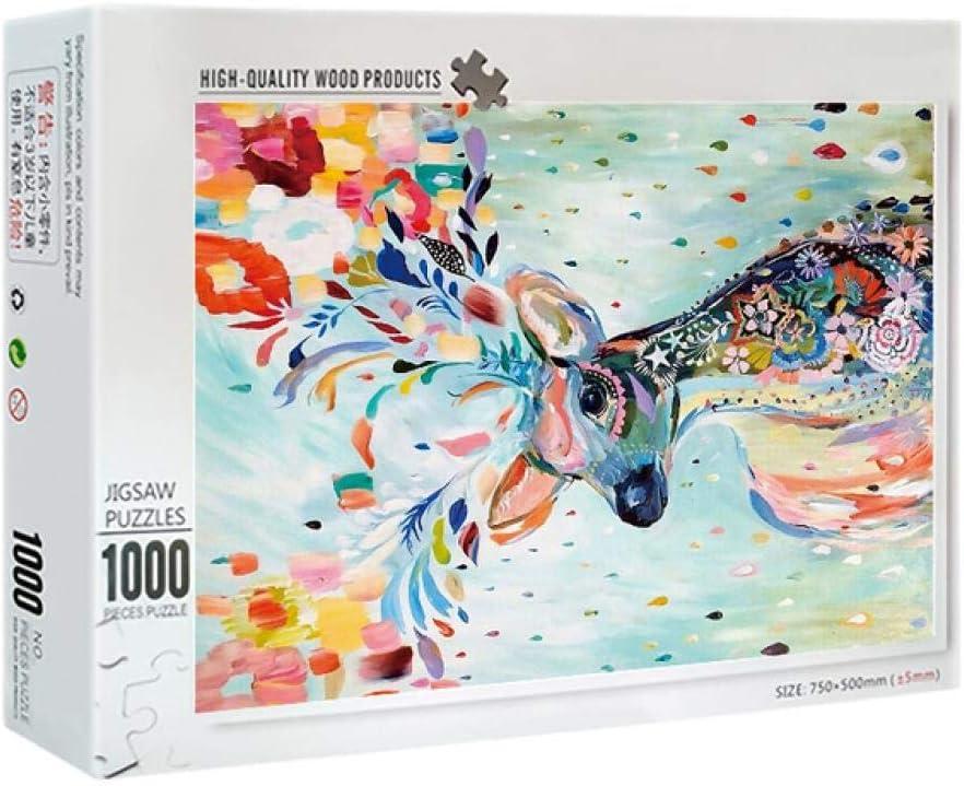 A-HXTM Rompecabezas 1000 Piezas Marvel Puzzle Juguetes para Adultos Niños Cuadro De Montaje De Madera Paisaje Juegos De Madera Juguete Educativo