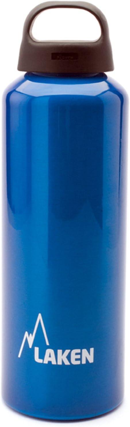 Lakin Botella de Aluminio - Boca Ancha, Variedad de Colores y tamaños