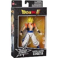 BANDAI Ball Dragon Star figur 17 cm – Super Saiyan Gogeta – 36768