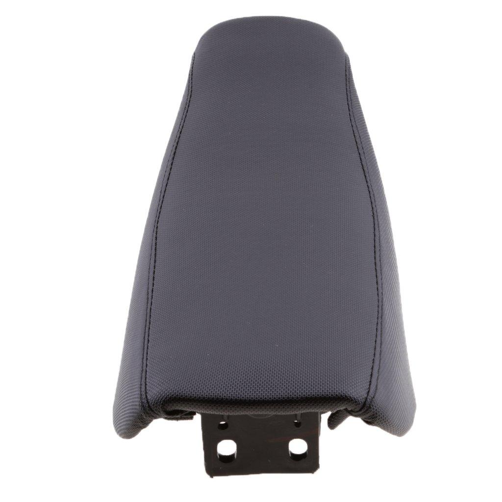 perfeclan asiento de espuma negro plano y alto crf50 para 110 125 140cc pit pro trail dirt bike