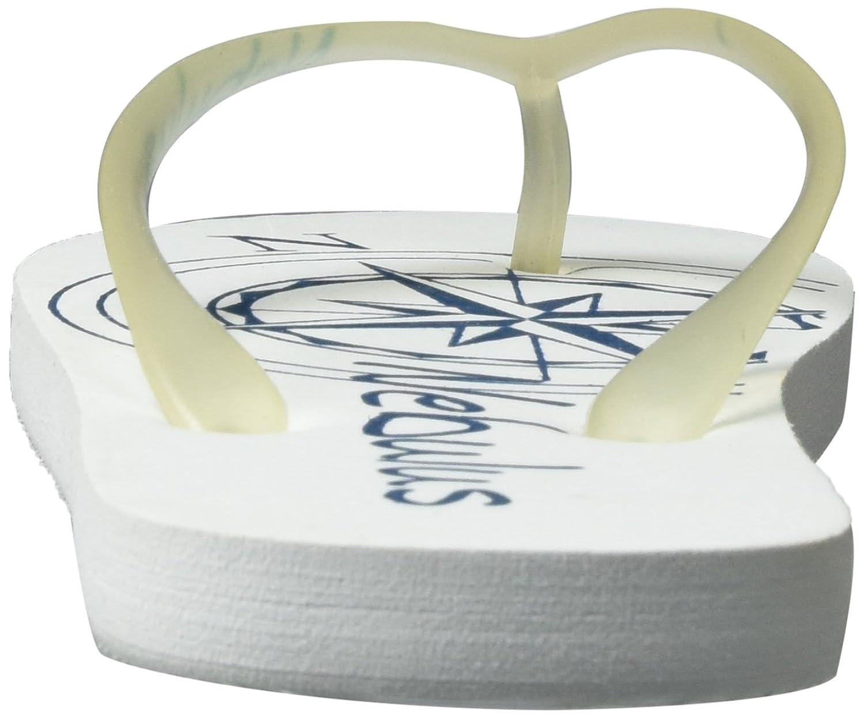 Nebulus Unisex-Erwachsene Flipp Zehentrenner, Mehrfarbig (Compas), 41/42 EU
