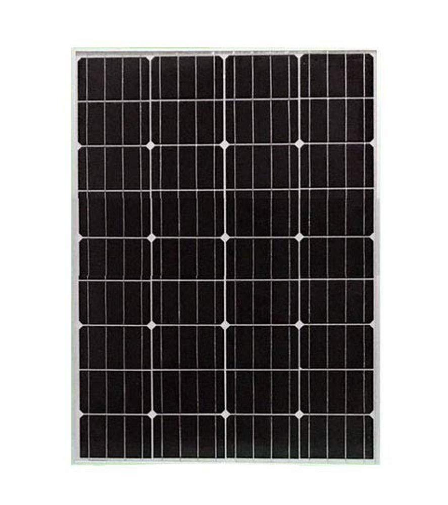 SAYA 100ワット100Wソーラーパネル単結晶太陽光モジュール100W 家庭用 12vバッテリーチャージャーに B075RFTD3S