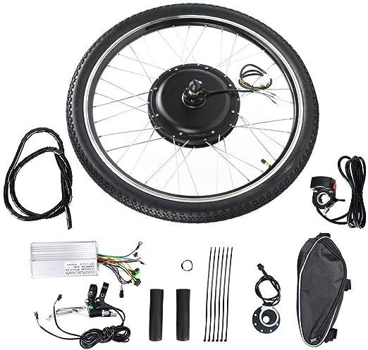 Caredy Kit de conversión de ebike, 36V 500W Kit de Motor de ...