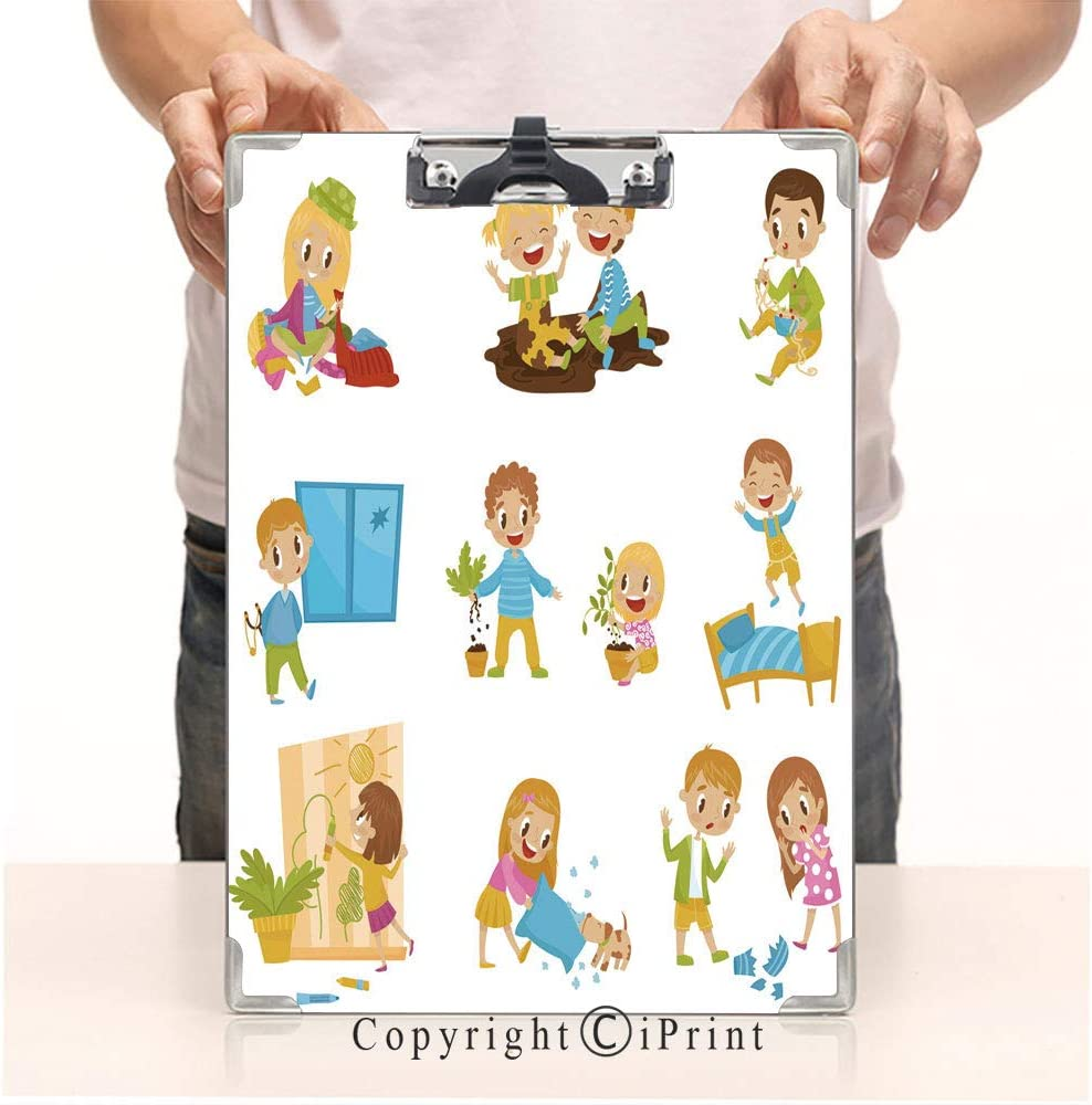 Cute Little Bully Kids Set, Hoodlum Cheerful Children, Bad Child.. Royalty  Free Cliparts, Vectors, And Stock Illustration. Image 99723917.