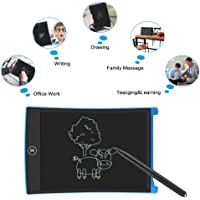 Jeval LCD Writing Tablet Office Whiteboard Bulletin Board Kitchen Memo Notice Fridge Board Magnetic Daily Planner Gifts for Kids