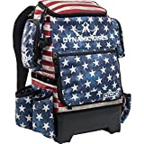 Dynamic Discs Ranger H2O Backpack Disc Golf Bag (Stars and Stripes)