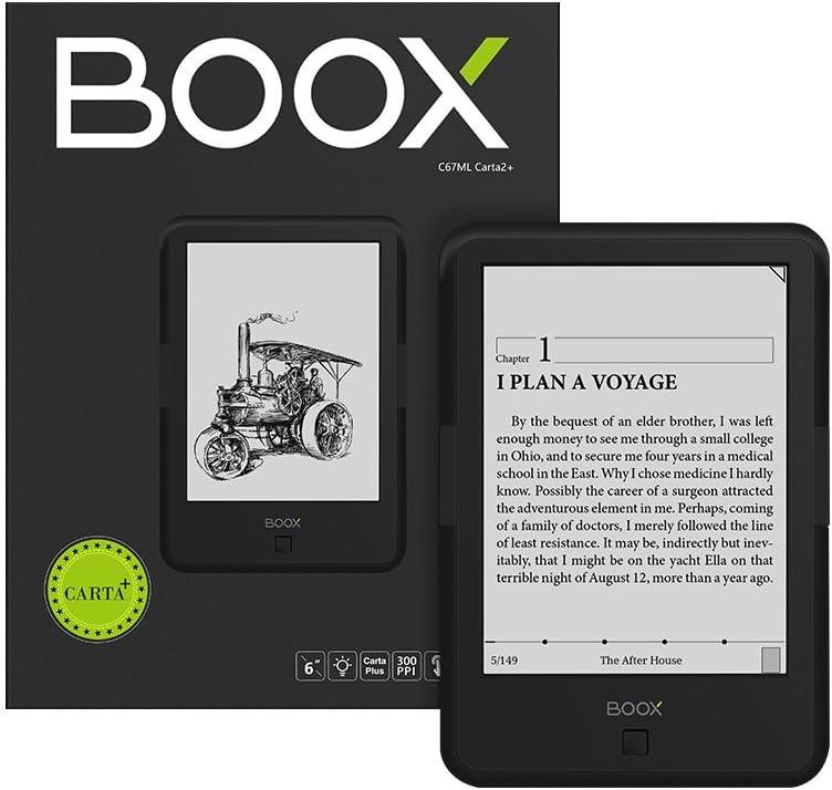 Lector E-Book BOOX C67 ML Carta2+, 6