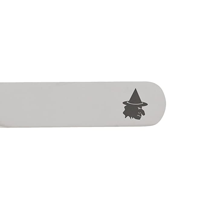 Made In USA 2.5 Inch Metal Collar Stiffeners MODERN GOODS SHOP Stainless Steel Collar Stays With Laser Engraved Truck Design