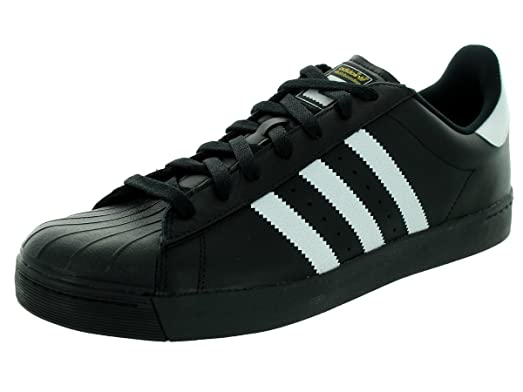 Cheap Adidas Canada Superstar 80s Mens Originals Shoes Black/Blue/Gold