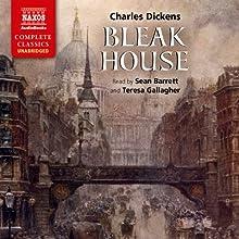 Bleak House Audiobook by Charles Dickens Narrated by Sean Barrett, Teresa Gallagher