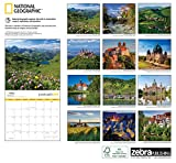 National Geographic Germany 2019 Wall Calendar