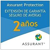 2 años extensión de garantía para un dispositivo de climatización o calefacción desde 40 EUR hasta 49,99 EUR