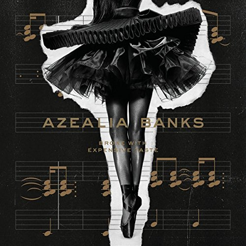 CD : Azealia Banks - Broke with Expensive Taste [Explicit Content] (Digipack Packaging)